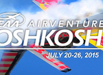 EEA Air Venture 2015 - Oshkosh