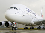 Air France reçoit son 1er A380