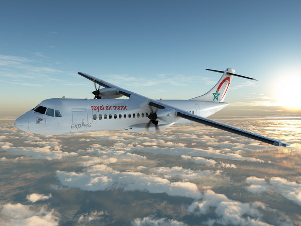 ATR 72-600 de Royal Air Maroc Express
