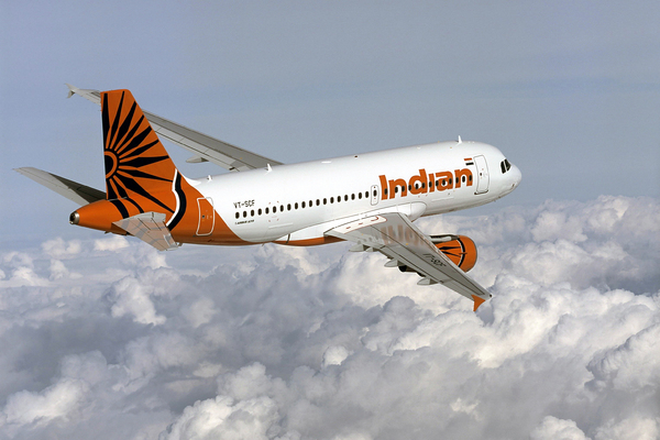 Airbus A319 d'Indian Airlines