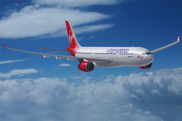 Airbus A330-300 de Virgin Atlantic Airlines