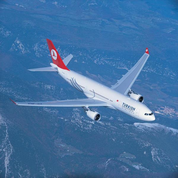 Airbus A330 aux couleurs de Turkish Airlines