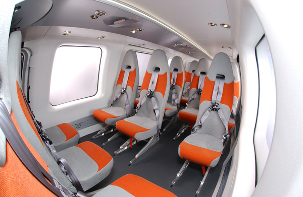Eurocopter : Vol inaugural de l\'EC175 - Actualité aéronautique ...
