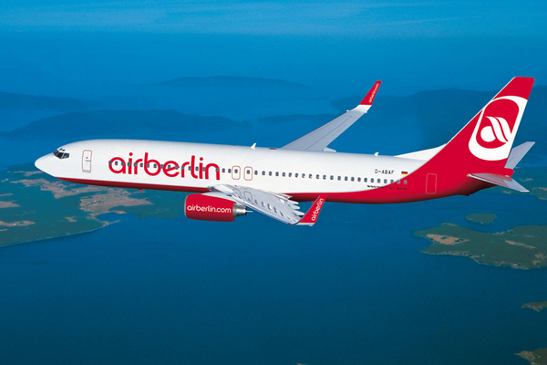 Boeing 737-800 d'Air Berlin