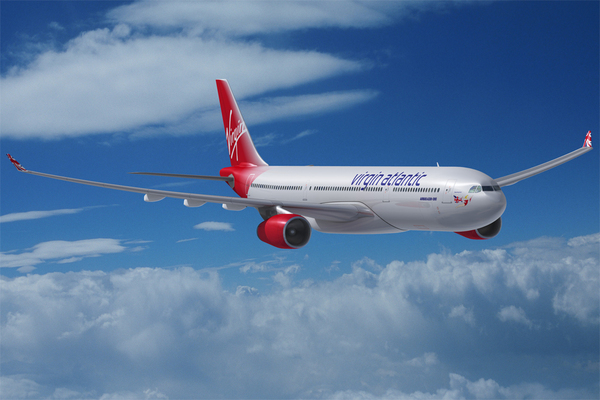 Airbus A330-300 de Virgin Atlantic
