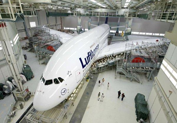 Airbus A380 495