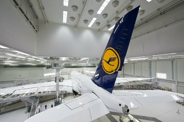 Airbus A380 496