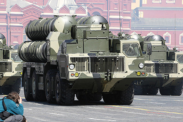 Missile S-300 russe