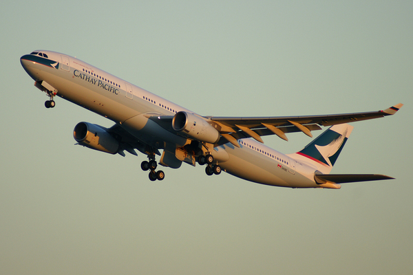 Airbus A330 de Cathay Pacific
