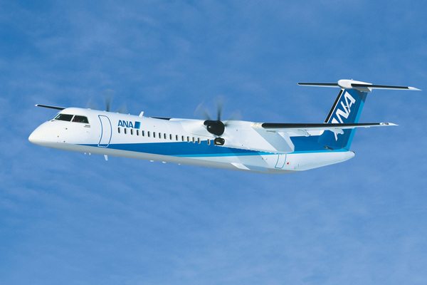 Bombardier Q400 d'All Nippon Airways