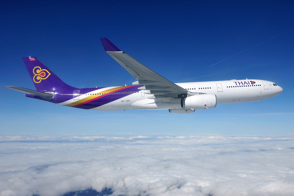 Airbus A330-300 de Thai Airways
