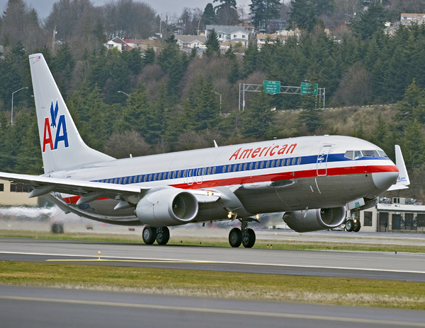 Boeing 737-800 d'American Airlines