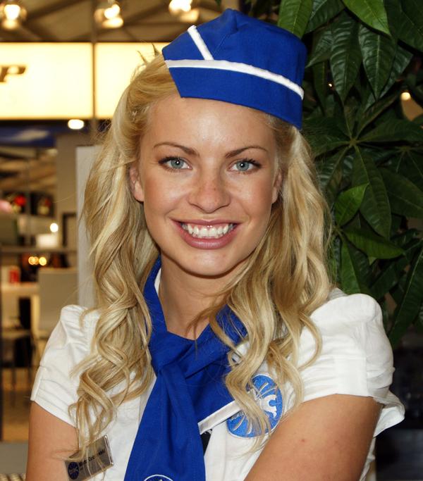 Hôtesses Garuda Indonesia - Médias - AeroWeb-fr.net