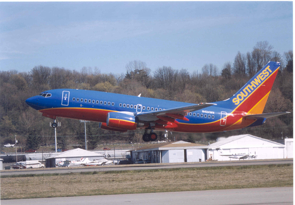 Boeing 737-700 de Southwest Airlines