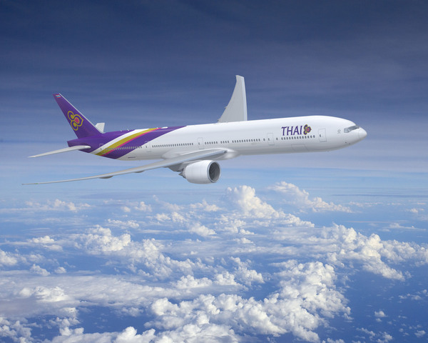 Boeing 777-300ER aux couleurs de Thai Airways