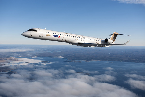 Bombardier CRJ1000 de Brit Air