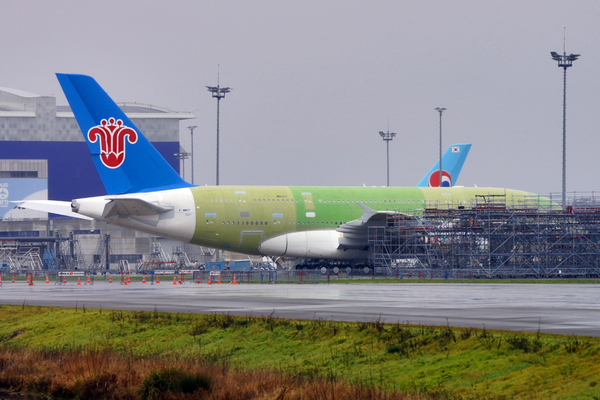 Airbus A380-800 de China Southern