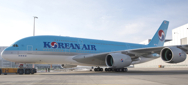 A380 de Korean Air