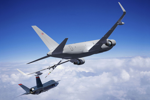 KC-46A (Boeing 767-200)