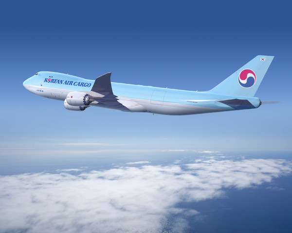 Boeing 747-8F de Korean Air