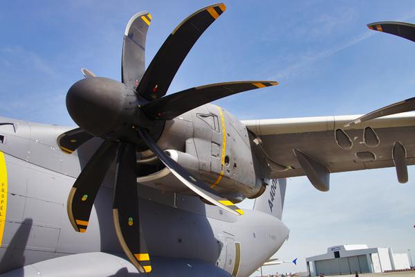 A400M : Le moteur TP400 est certifié par l'EASA 1111