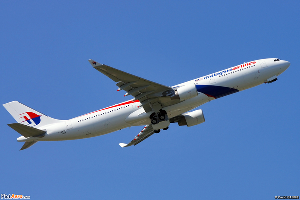 Un nouvel Airbus A330-300 pour Malaysia Airlines