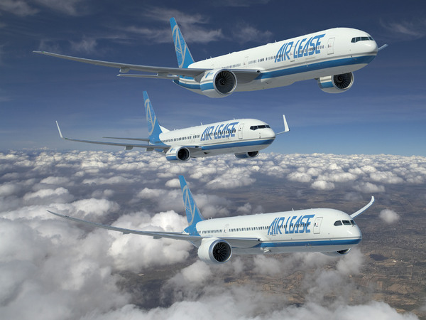 Boeing aux couleurs d'Air Lease