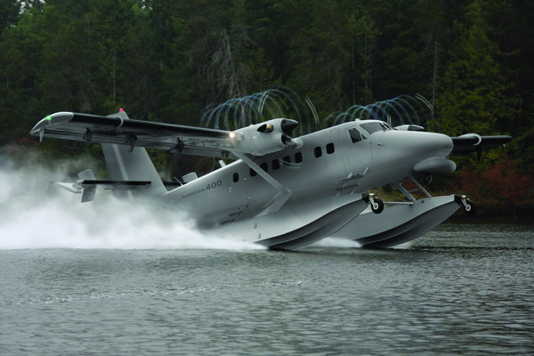 Twin Otter Guardian 400 d'Airfast Indonesia