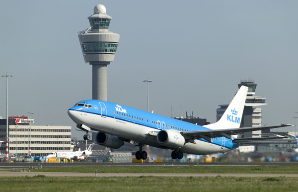Boeing 737-800 de KLM Royal Dutch Airlines