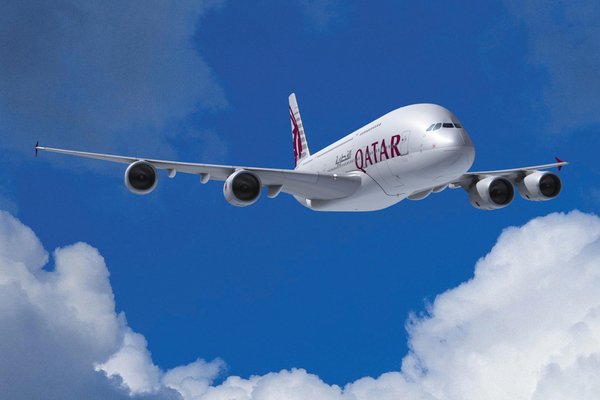 Airbus A380-800 de Qatar Airways