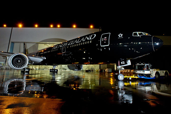 Boeing 777-300ER d'Air New Zealand
