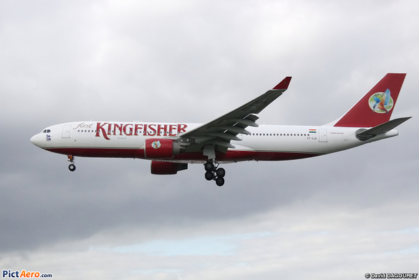 Airbus A330 Kingfisher