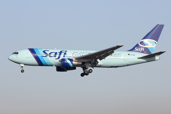 Boeing 767 Safi airways