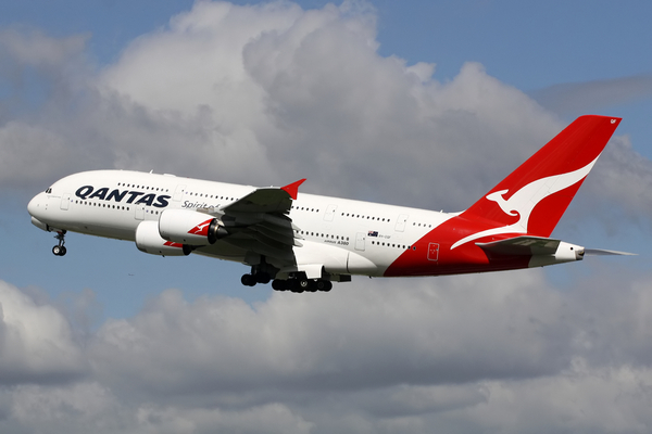 Airbus A380-800 Qantas Airways