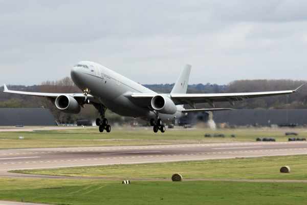 Airbus A330-200 MRTT Voyager de la Royal Air Force