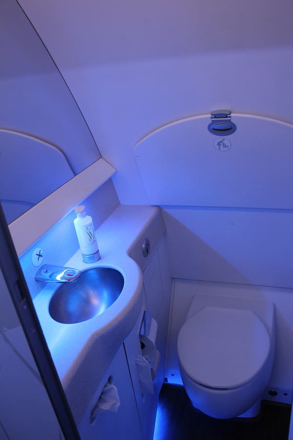 Toilettes avion air transat m dias aeroweb for Interieur avion air canada