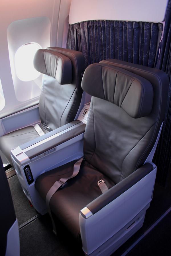 air transat pr sentation de sa nouvelle cabine actualit a ronautique aeroweb. Black Bedroom Furniture Sets. Home Design Ideas