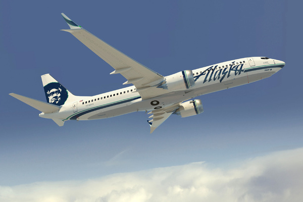 Boeing 737 max alaska airlines