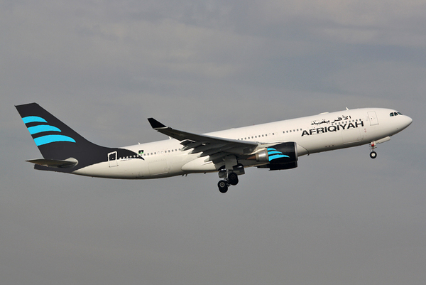A330 Afriqiyah Airways