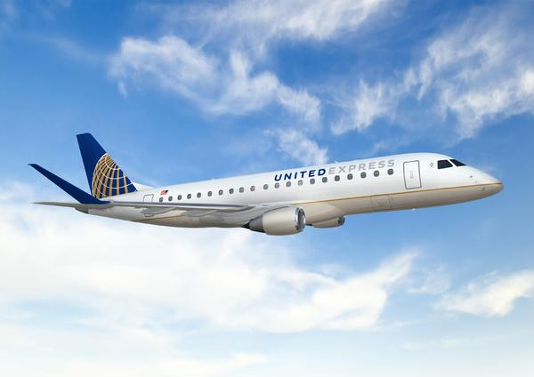 Embraer 175 de United Express