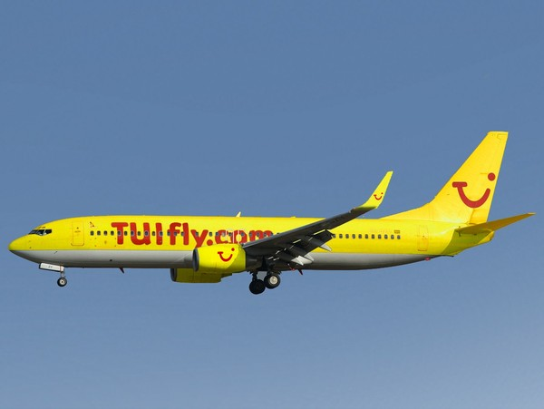 Boeing 737-800 NG de TUIfly