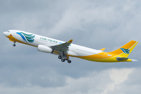 Airbus A330-300 Cebu Pacific Air