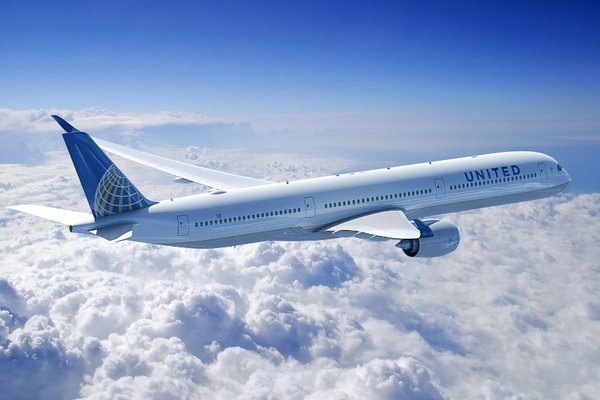 Airbus A350-1000 de United Airlines