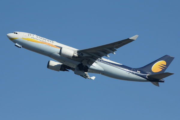 Airbus A330-200 Jet Airways