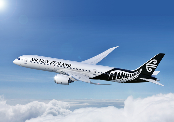 Boeing 787-9 Air New Zealand