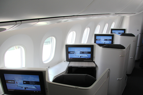 air canada re 231 oit premier boeing 787 photos actualit 233 a 233 ronautique aeroweb fr net