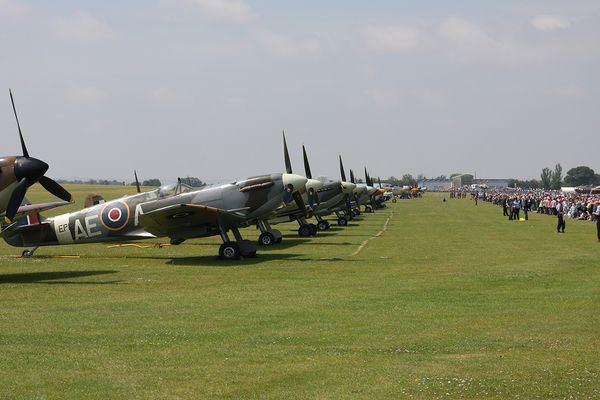 Flying Legends à Duxford