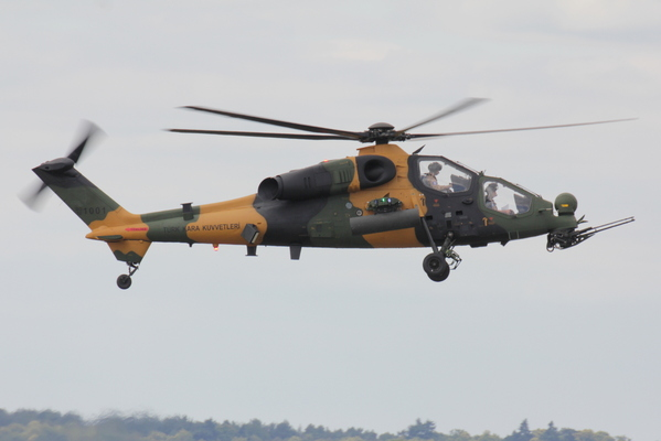 Farnborough 2014 T129 ATAK