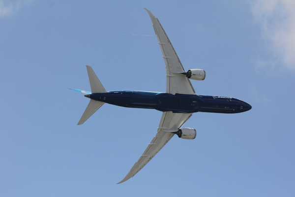 Farnborough 2014 Boeing 787-9