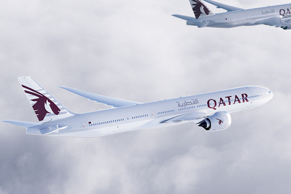 Boeing 777-9X de Qatar Airways